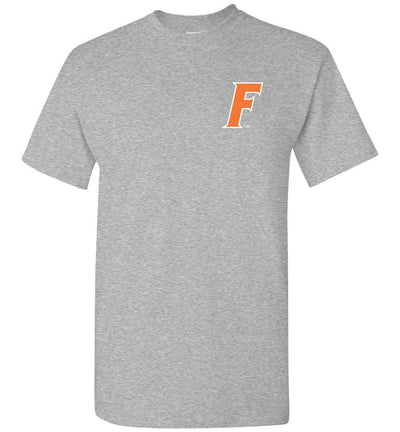 Official Ncaa University Of Florida Gators The Orange And Blue Gator Nation! Womens And Youth Short-Sleeve T-Shirt Men - Apparel - Shirts -