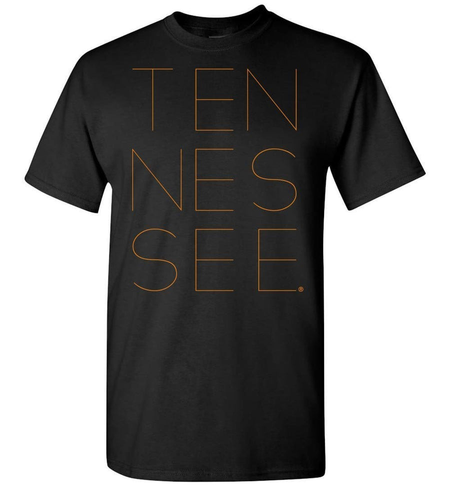 Official Ncaa University Of Tennessee Volunteers Knoxville Vols Ut Utk Womens Short-Sleeve T-Shirt - 67T-Tn Men - Apparel - Shirts -