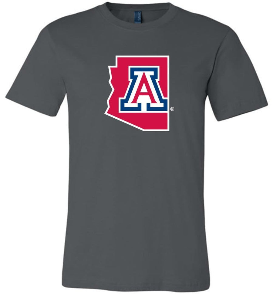 Official Ncaa Venley University Of Arizona Wildcats U Of A Wilber Wildcat Bear Down! Unisex T-Shirt - 15Ua-1-A Men - Apparel - Shirts -