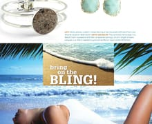 Featured Designer - Beach Glam