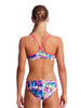 Funkita Alba Wild Racer Back Two Piece - Girls