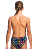 Funkita Hands Off Single Strap One Piece - Girls
