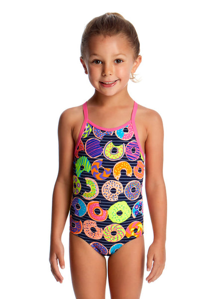 Funkita Dunking Donuts - Girls Toddler
