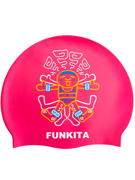 Funkita Silicon Swim Cap - Cookie Cutter