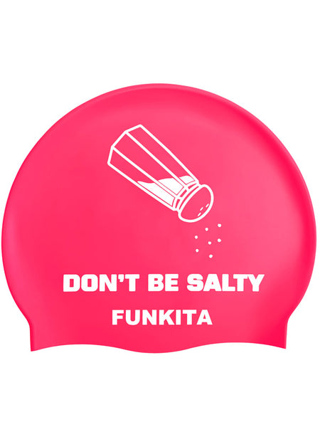 Funkita Silicon Swim Cap - Don't Be Salty