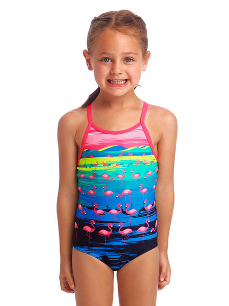 Funkita Flamingo Flood - Toddler