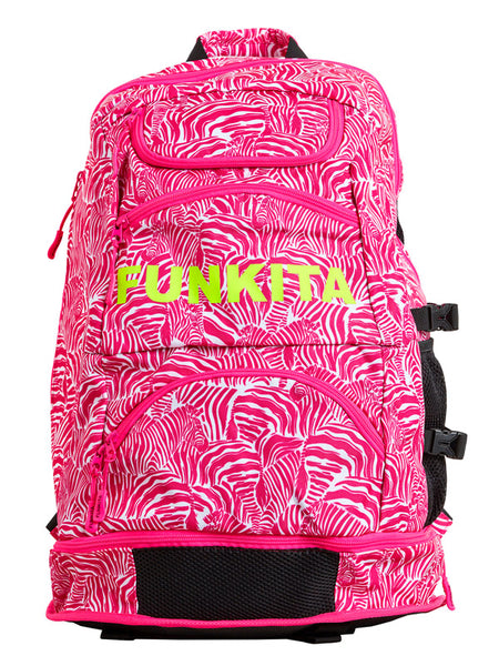 Funkita Elite Backpack - Painted Pink