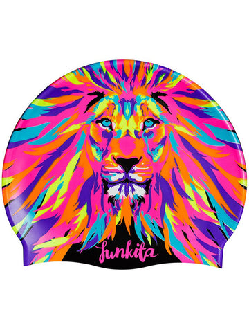 Funkita Silicon Swim Cap - Pride Power
