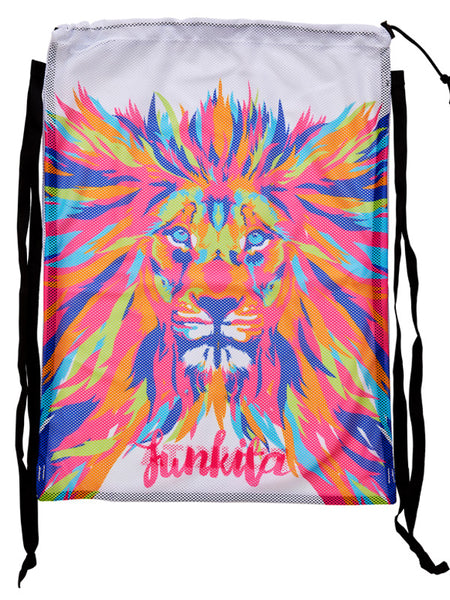 Funkita Mesh Gear Bag - Pride Power