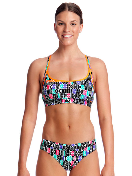 Funkita Secret Code Sports Two Piece - Ladies