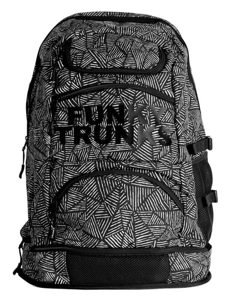 Funky Trunks Elite Backpack - Black Widow