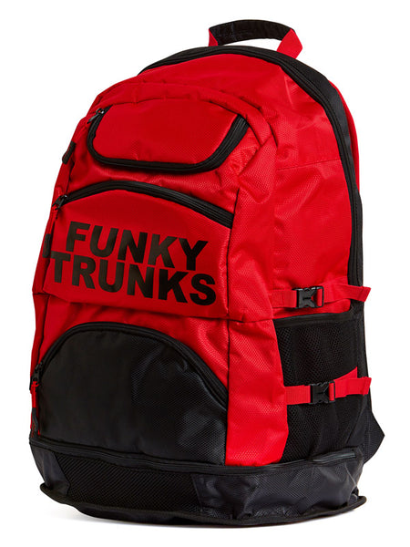 Funky Trunks Elite Backpack - Fire Storm