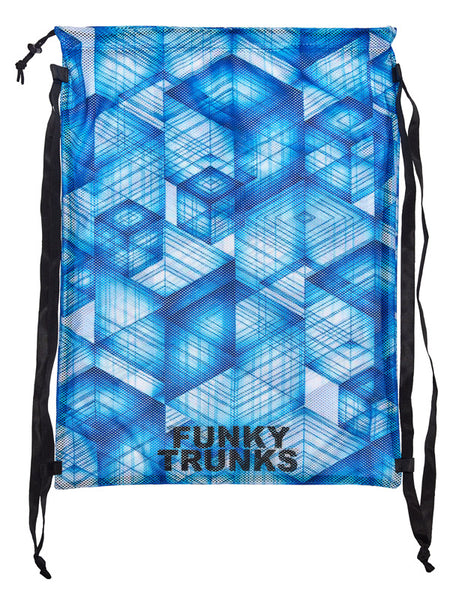 Funky Trunks Mesh Gear Bag - Galactica
