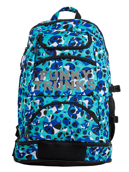 Funky Trunks Elite Backpack - Holy Sea