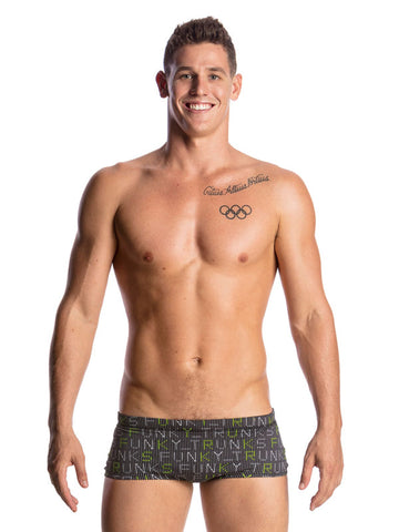 Funky Trunks Binary Bro - Mens