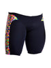 Funky Trunks Hex On Legs Jammer - Boys