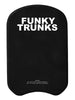 Funky Trunks Kickboard - Golden Merman