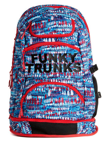 Funky Trunks Elite Backpack - Lotsa Dots