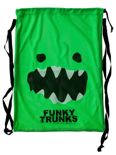 Funky Trunks Mesh Gear Bag - Mad Monster