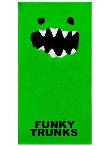 Funky Trunks Towel - Mad Monster