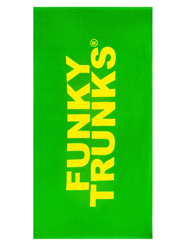 Funky Trunks Towel - Still Brasil