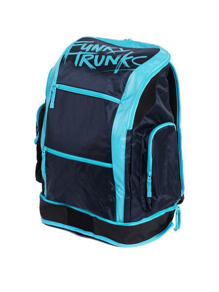 Funky Trunks Backpack - Still Navy