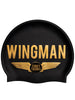 Funky Trunks Silicone Swim Cap - Wing Man
