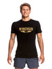 Funky Trunks Tee - Wingman Black