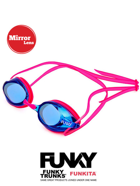 FUNKY Training Machine Goggles - Eye Candy Mirrored