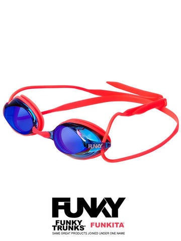 FUNKY Training Machine Goggles - Fire Fight Mirrored