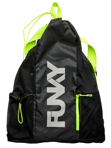 FUNKY Mesh Gear Bag - Night Lights