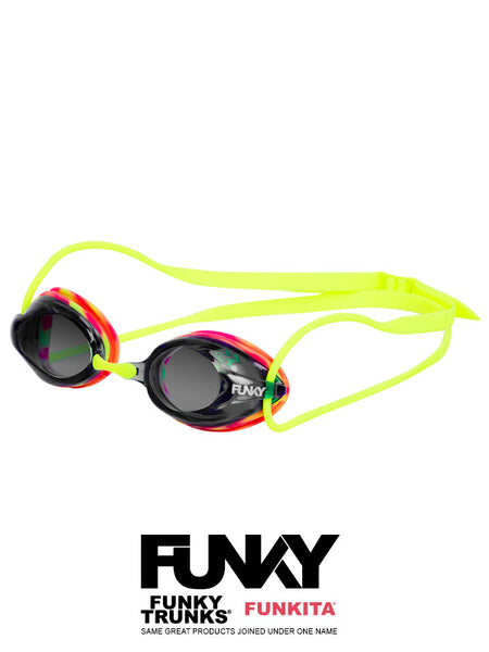 FUNKY Training Machine Goggles - Summer Punch Mirrored