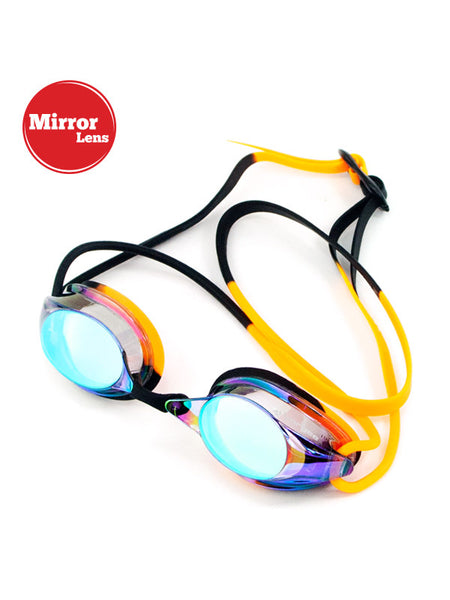 Vorgee Missile Fuze Goggles - Orange/Black