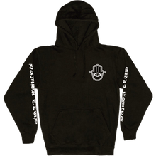 MEMBERS ONLY <br>  HOODIE  (Black)