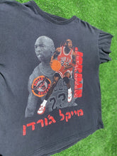 Load image into Gallery viewer, MICHAEL JORDAN HEBREW TEE