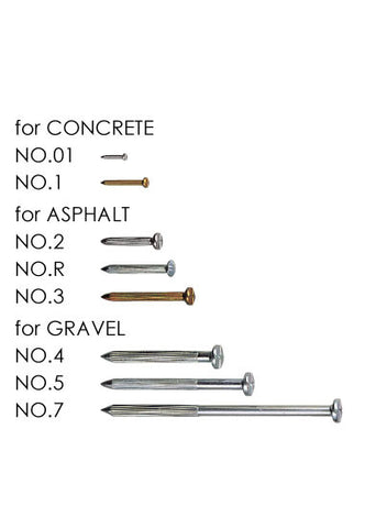 NO.2 Survey Nail