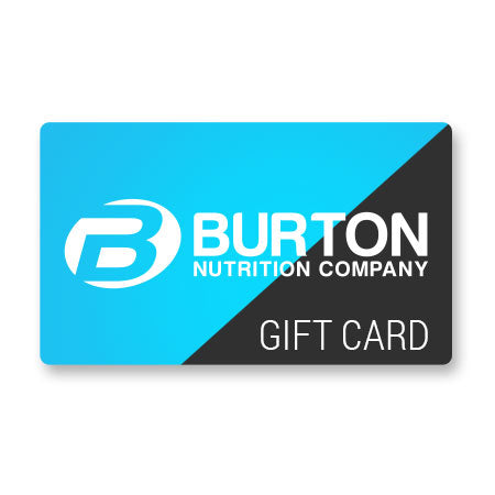 Burton Nutrition Gift Card