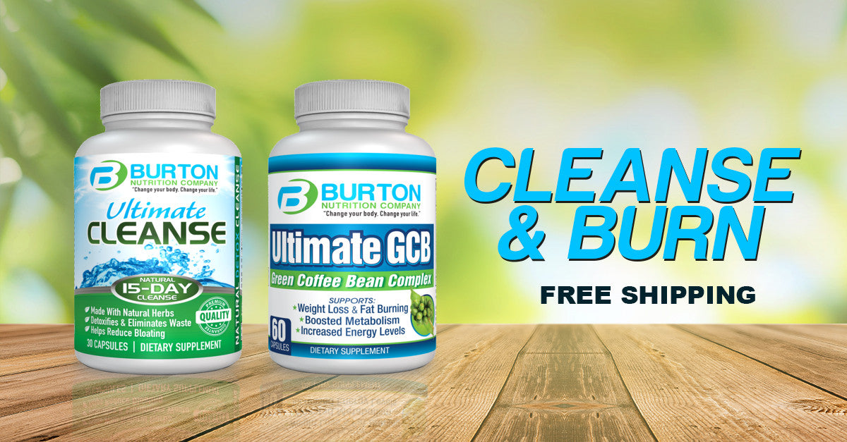 CLEANSE & BURN SUPER SAVER PACK