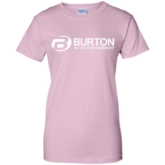 Burton Nutrion Ladies' 100% Cotton T-Shirt