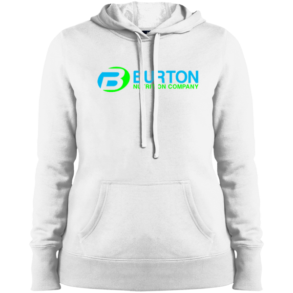 Burton Nutrition Ladies' Pullover Hooded Sweatshirt