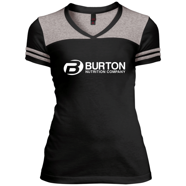 Burton Nutriton Junior's Varsity V-Neck T-Shirt