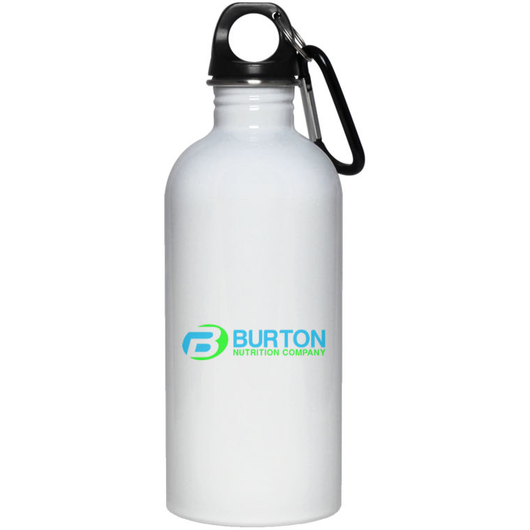 Burton Nutrition Stainless Steel Water Bottle