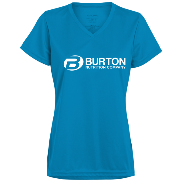 Burton Nutrition  Ladies' Wicking T-Shirt (wicks moisture away)