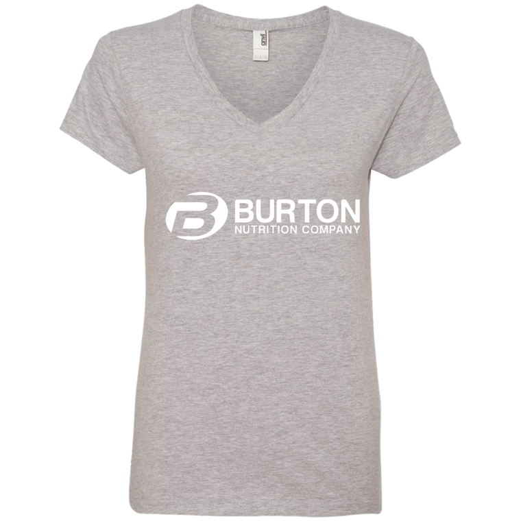 Burton Nutrition Ladies' V-Neck T-Shirt