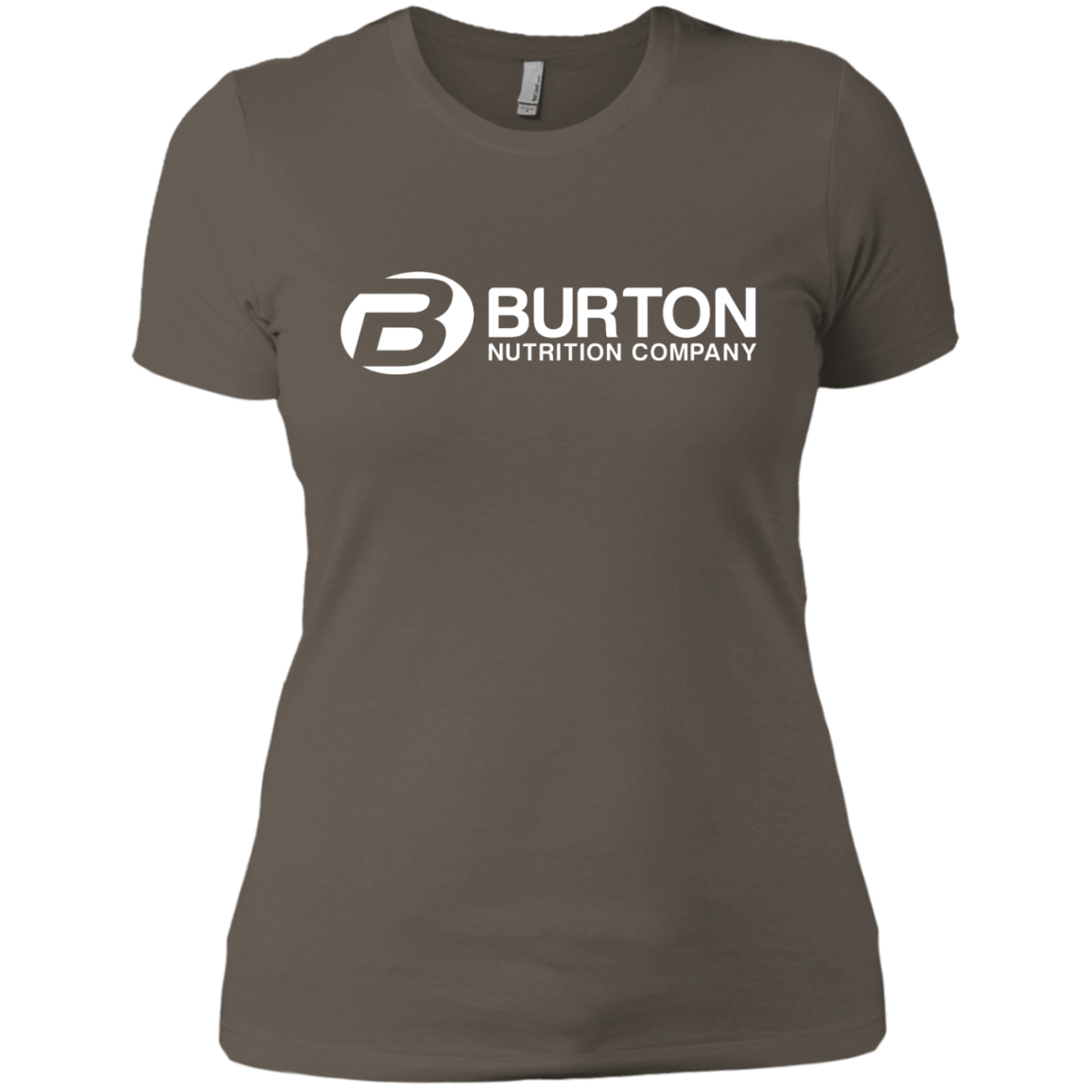 Burton Nutrition Ladies' Boyfriend T-Shirt
