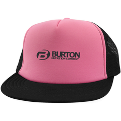 Burton Nutrition Trucker Hat with Snapback