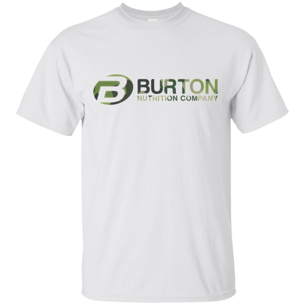 Burton Nutrition Unisex Ultra Cotton T-Shirt - CAMO