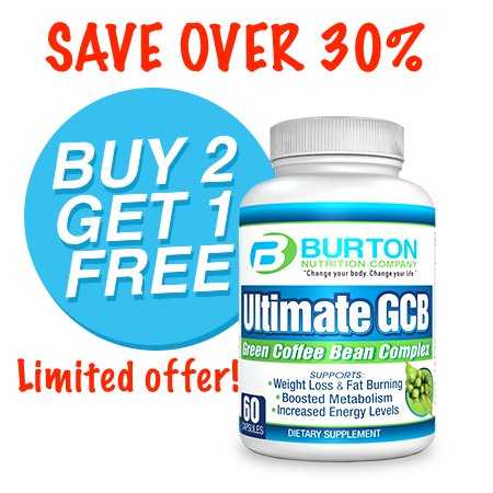 Buy 2 Ultimate GCB Complex Get 1 FREE Over 30% OFF!