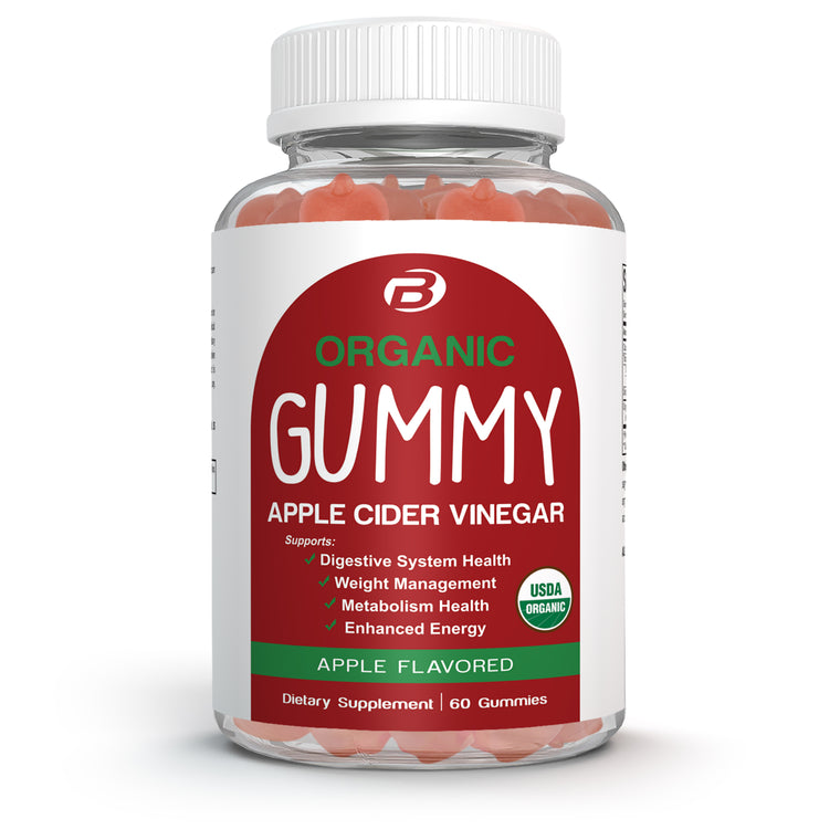 Organic Apple Cider Vinegar Gummy