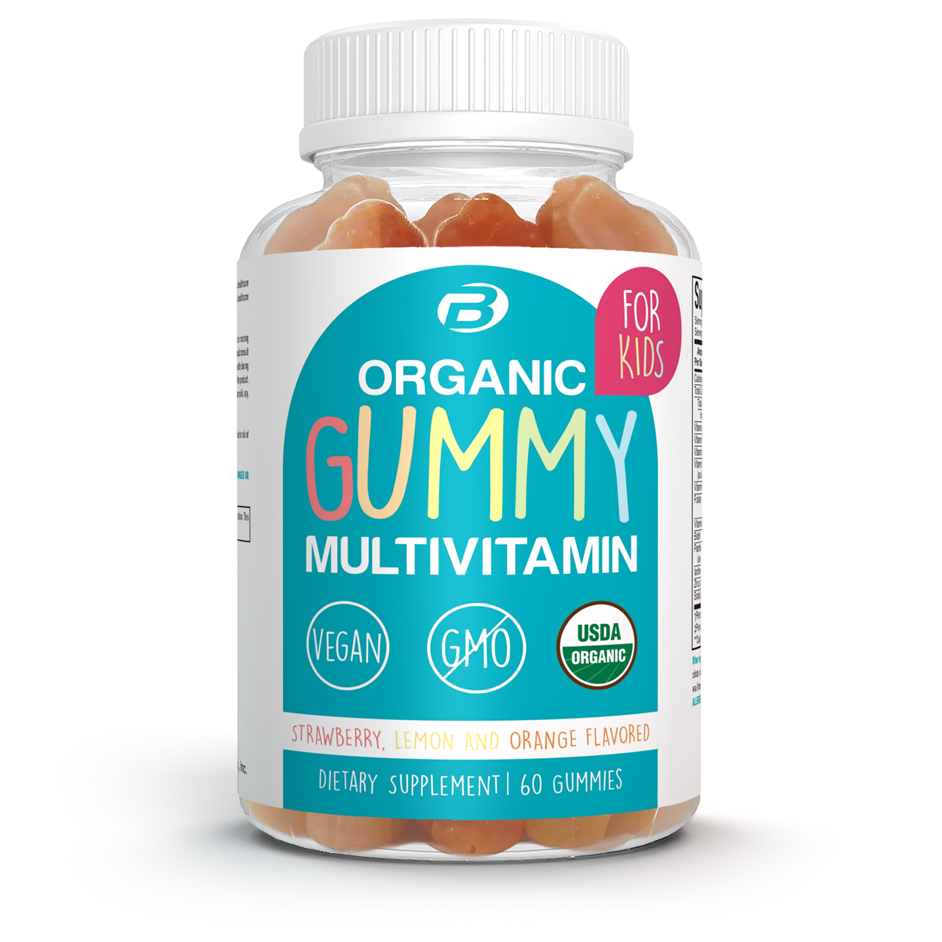 Organic Kids Multivitamin Gummy